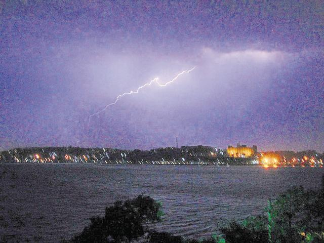 Nearly 1,500 to 2,000 people die every year due to lightning-related incidents across the state.