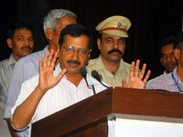 VAT refund in five months if AAP wins, says Kejriwal