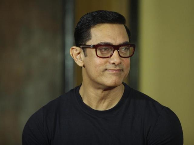 Is Aamir Khan playing astronaut Rakesh Sharma in a biopic?