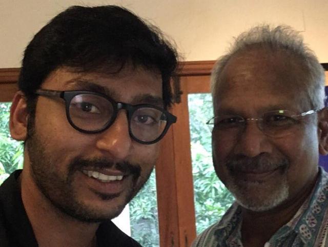 RJ Balaji in Mani Ratnam's next, to play Karthi's buddy