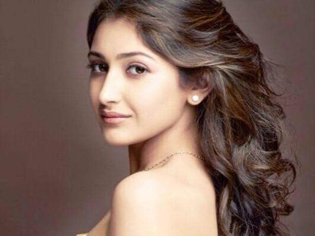 Sayyeshaa made her Telugu debut with Akhil (2015) and will make her Hindi debut with Shivaay.