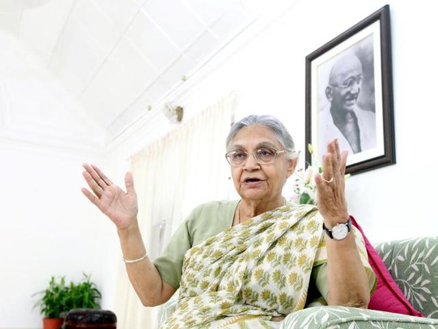 Former Delhi chief minister Sheila Dikshit on Tuesday said she was prepared to be the Congress' CM candidate in Uttar Pradesh if the party wanted her to do so.