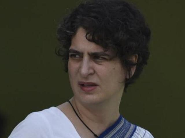 Priyanka Gandhi,Congress,Uttar Pradesh Assembly polls