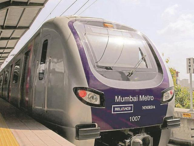 The metro line has been planned in phases, with MMRC planning to launch the Seepz (Aarey Colony) to Bandra route in 2020 and the entire 33.5-km Colaba-Bandra-Seepz line in 2021.