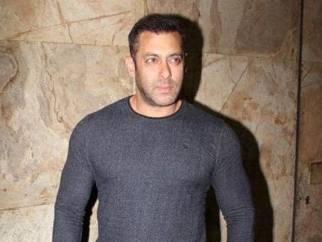 Salman Khan may not have any great political clout, but he has an enormous amount of money muscle that he flexes to enhance his image and reputation through big films.