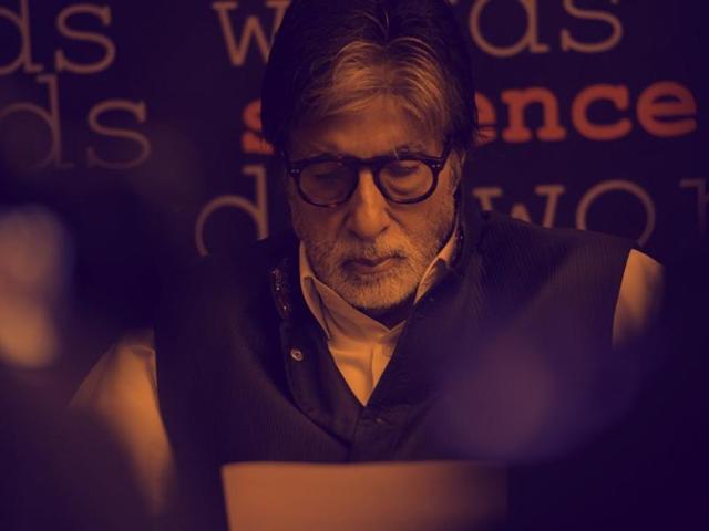 Amitabh Bachchan to voice Spielberg's The BFG with Parineeti Chopra