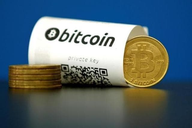 Bitcoin ia a web-based digital currency that relies on complex cryptographic algorithms to move money around quickly and anonymously with no need for a central authority to process transactions.