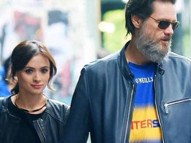 54-year-old Jim Carrey was reportedly dating 28-year-old Cathriona White from a past few months.