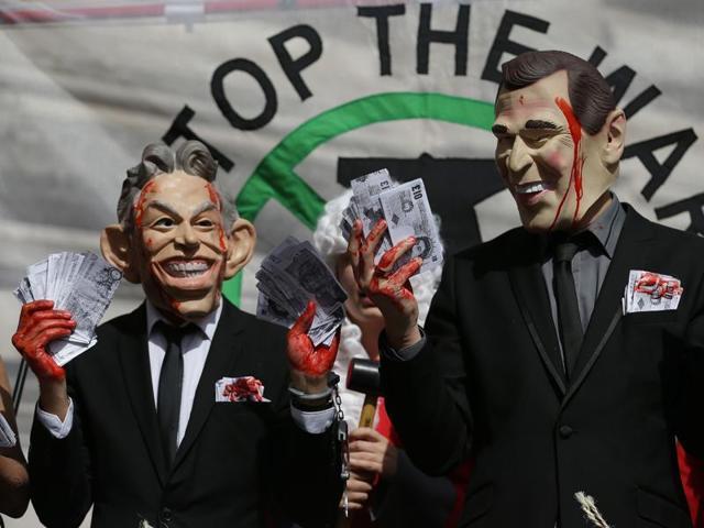Probe slams Blair over Iraq war, UK ex-PM 'will take full responsibility'