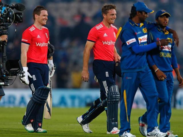 Captain Morgan hails 'aggressive' England after Sri Lanka T20 rout