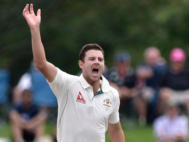 I'm all for it: Pacer Hazlewood backs Ponting's call to regulate bat sizes