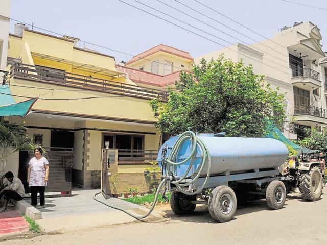 Gurgaon,Civic Blues,Gurgaon infrastructure