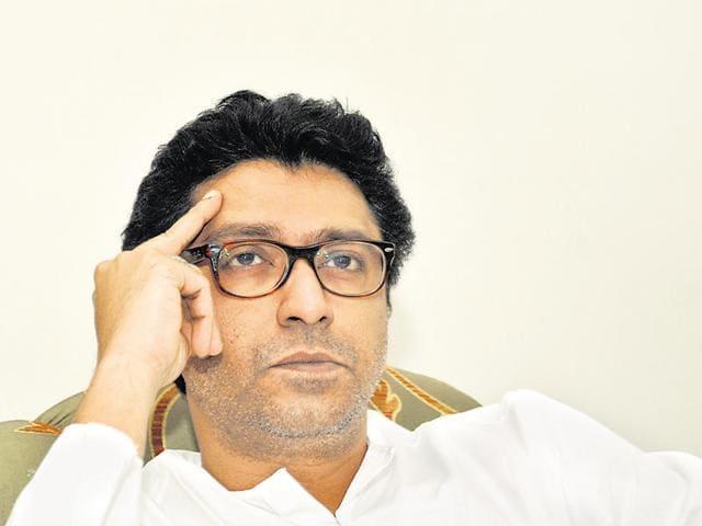 MNS chief Raj Thackray