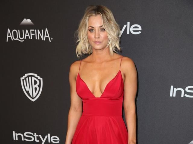 Big Bang Theory actor Kaley Cuoco has apologised for her Indpendence Day Instagram post.