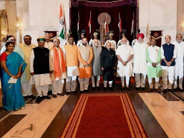 Cabinet reshuffle,Narendra Modi,Smriti Irani