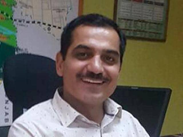 NP Sharma,MC chief engineer,Chandigarh MC