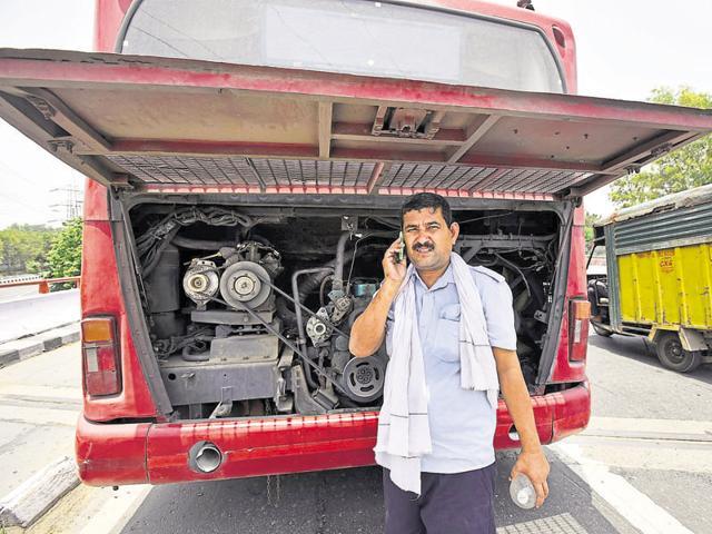Poor maintenance spells doom for ailing DTC fleet