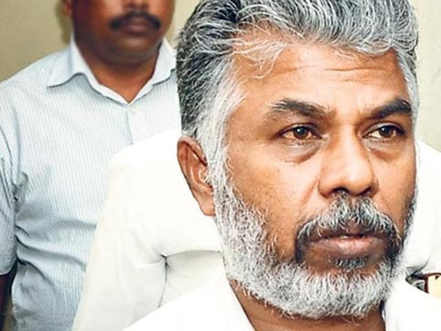 Tamil writer Perumal Murugan (Photo courtesy: The Hindu)