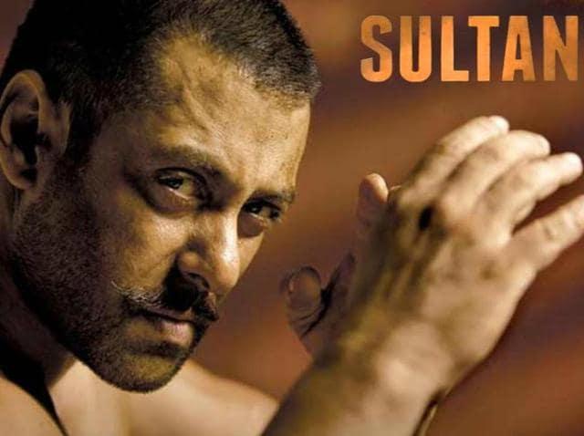 Salman Khan plays Sultan Ali Khan, a wrestler in Abbas Ali Zafar's Sultan that hits theatres on Wednesday.