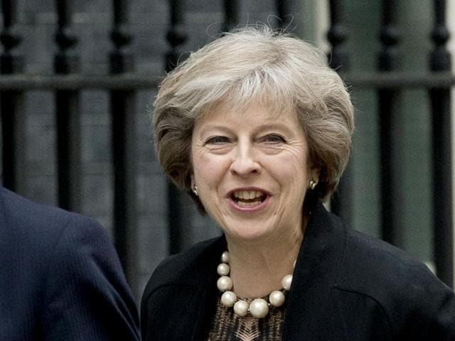 Theresa May,British Prime minister,David Cameron