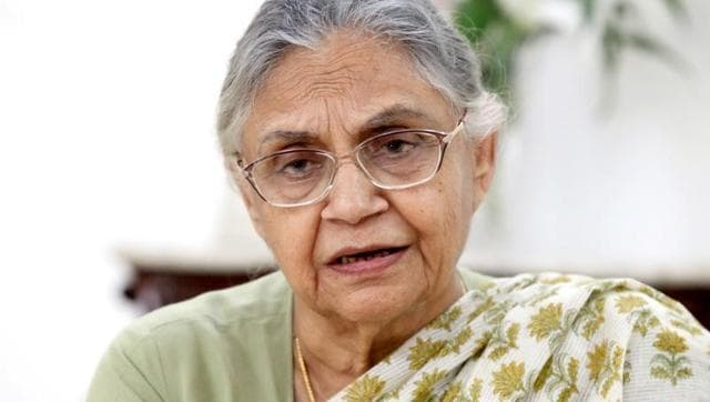 Sheila Dikshit termed the ACB summons as a politically motivated move.