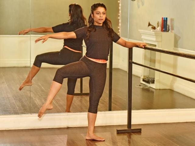 HT48Hours,Barre workout,Indiana Mehta