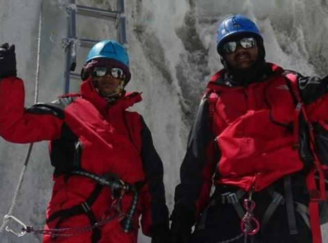 Nepal says Indian couple faked Everest pictures