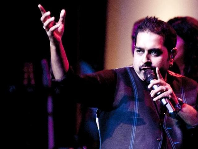 Shankar Mahadevan is excited about performing with his son, Siddharth Mahadevan.