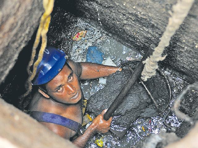 HT SPOTLIGHT Life in the gutter: Manual scavenging  banned, really?