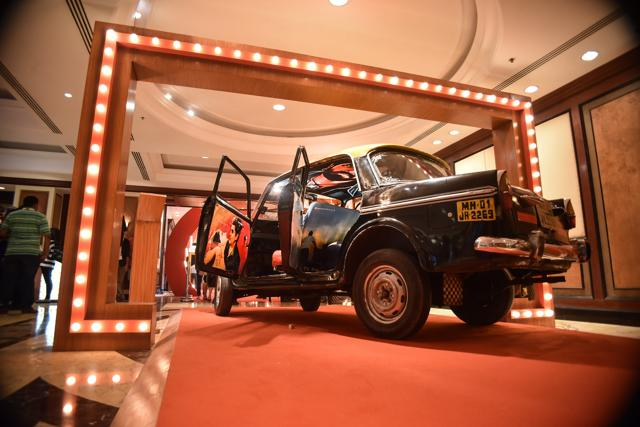 The first taxi to be officially launched at the Google at the movies event on June 16
