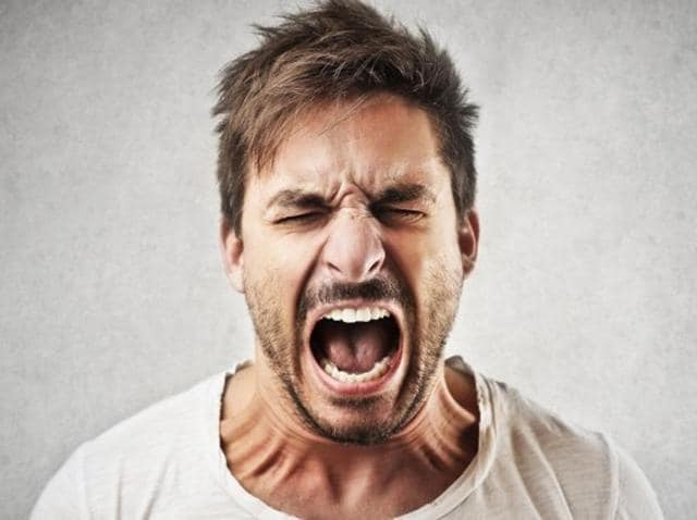 People with intermittent explosive disorder (IED), or impulsive aggression, have a weakened connection between regions of the brain associated with sensory input, language processing and social interaction, the findings showed.(Shutterstock)