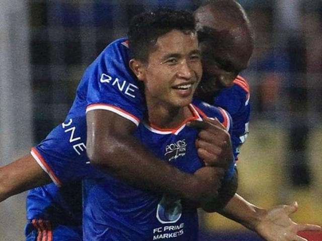 Kerala Blasters on Thursday announced the signing of Thongkhosiem Haokip.