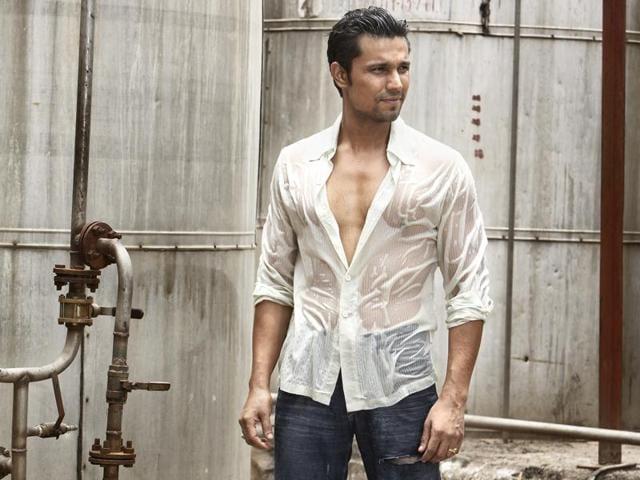 Actor Randeep Hooda
