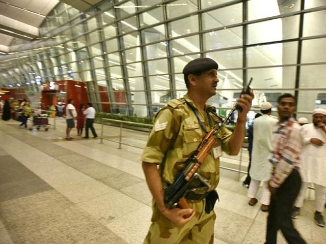 The air-conditioning system  at domestic terminal of IGI airport  failed on Thursday afternoon.