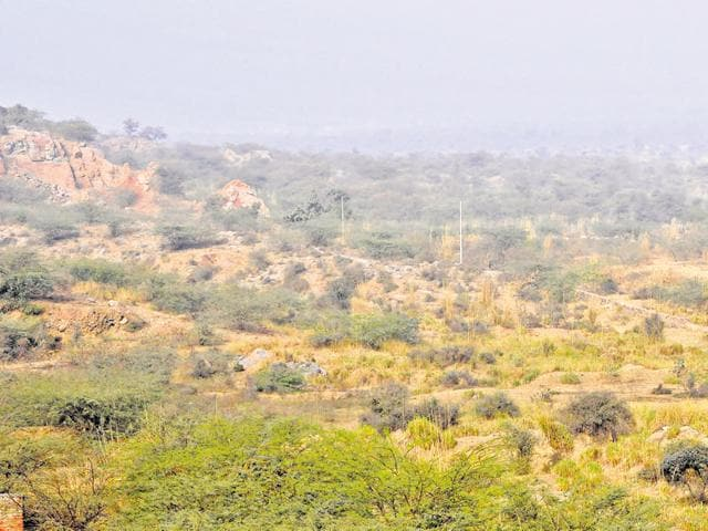 The NGT had directed the MCG and Huda to stoipm dumping construction waste in the Aravallis. However, the authorities have failed to act till date.