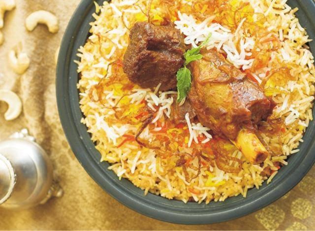 While biryanis range from Zafarani and Lucknowi to Dum and Hyderabadi, kebabs have an equally impressive range of options like burras, reshmi, galouti and seekh.
