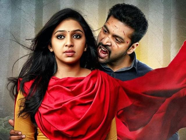 Miruthan is the first Tamil zombie film.