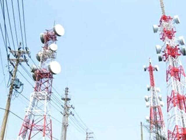 Congress alleged that the NDA government is trying to  hide a ₹45,000-crore telecom scam.