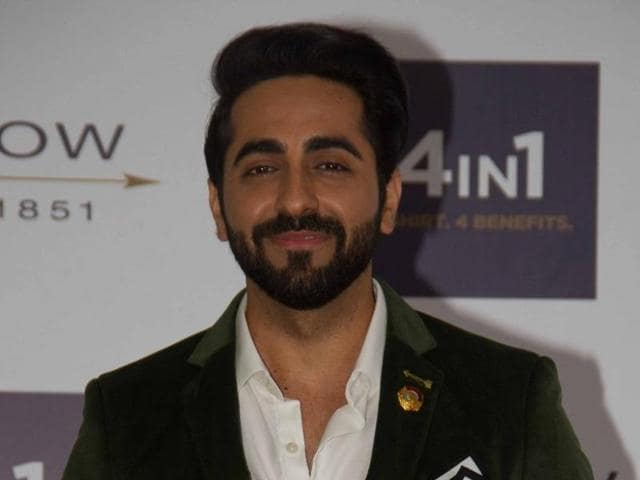 Ayushmann will be touring a total of nine cities in America and Canada with his bandmates starting from Friday.