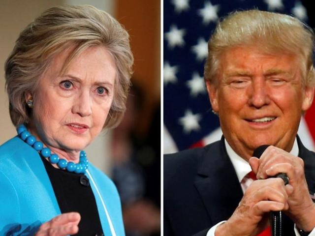 US polls: Clinton-Trump fight reaches Atlantic City