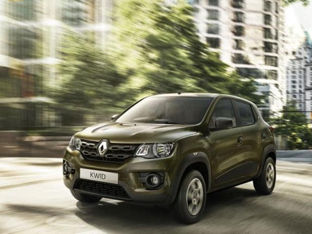 According to Renault, the Kwid enjoyed success with 150,000 orders in India since its launch, lifting its market share by 2.3 points to 3.8%.