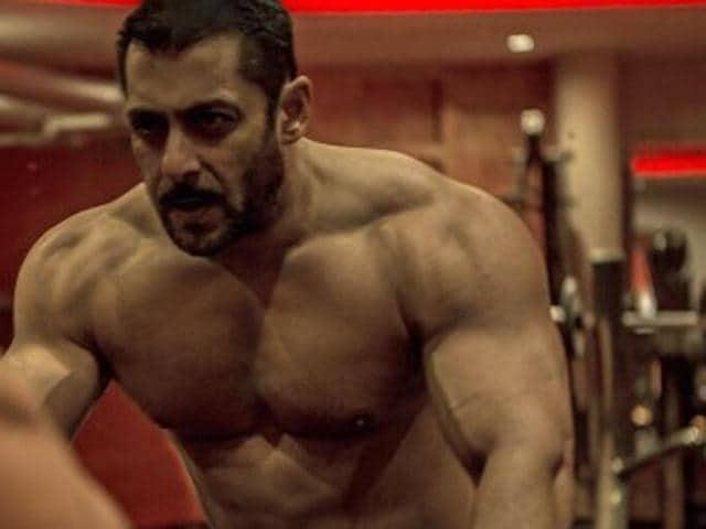 Salman Khan plays a wrestler in Sultan.