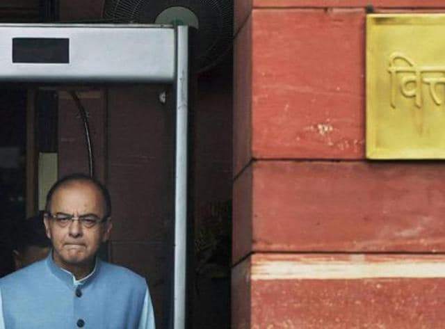 Finance Minister Arun Jaitley got two ministers of state in the cabinet reshuffle on Tuesday; Santosh Kumar Gangwar and Arjun Ram Meghwal.