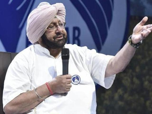 Punjab Congress chief Captain Amarinder Singh says the rationale it is to ensure that only serious candidates apply.