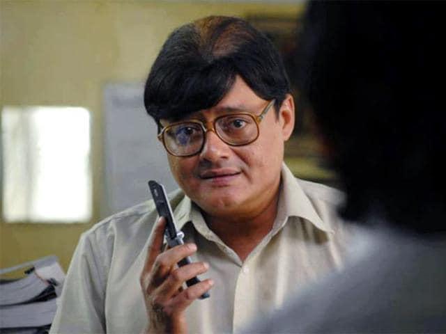 Saswata Chatterjee will playShabar Dasgupta, the fictional detective by novelist Sirshendu Mukhopadhyay, in the upcoming film, Eagler Chokh.