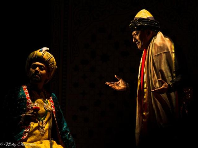The play Noor Jahan: An Empress Reveals