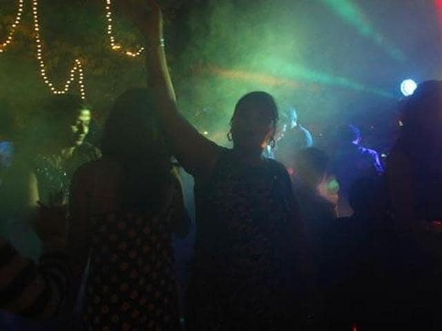The midnight deadline means the partying business goes to neighbouring SAS Nagar and Panchkula, where there are hardly any checks and officials remain unsure if there is even a policy.
