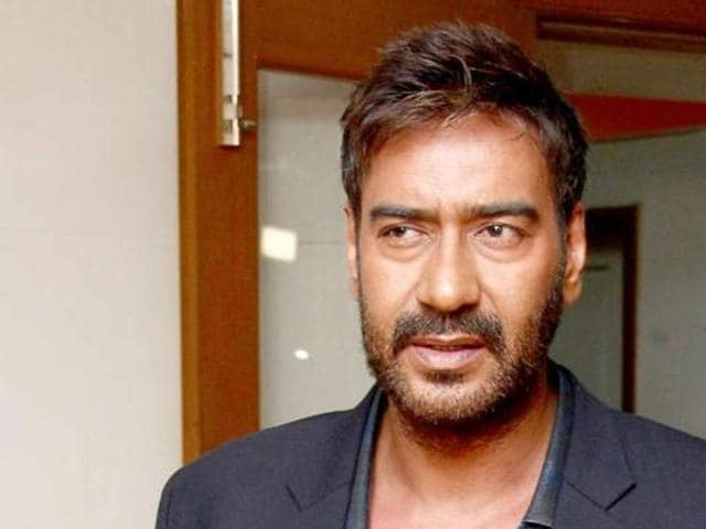 Actor Ajay Devgn says that he doesn't approve of the things his colleagues do to stay in the news. (Photo:Yogen Shah)