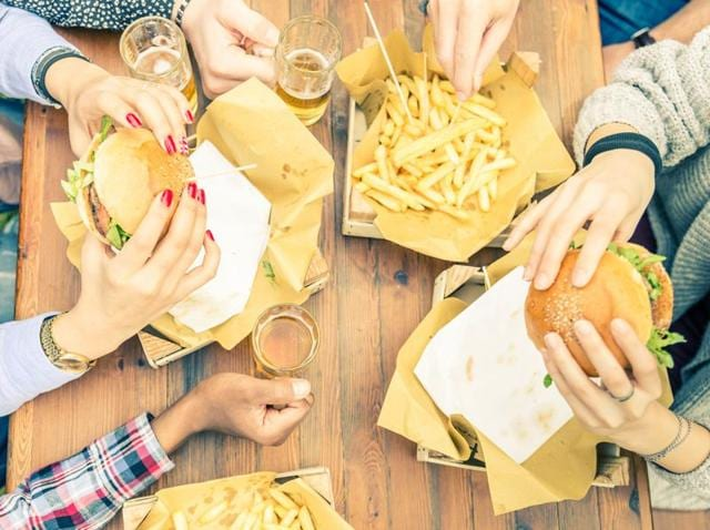 Building a rapport with someone on a first date may be as simple as eating the same food as them, suggests a new study.