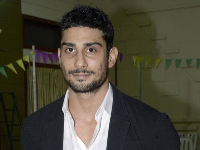 Actor Prateik Babbar says that he is not specific about the genre of his next film and is open to all genres.